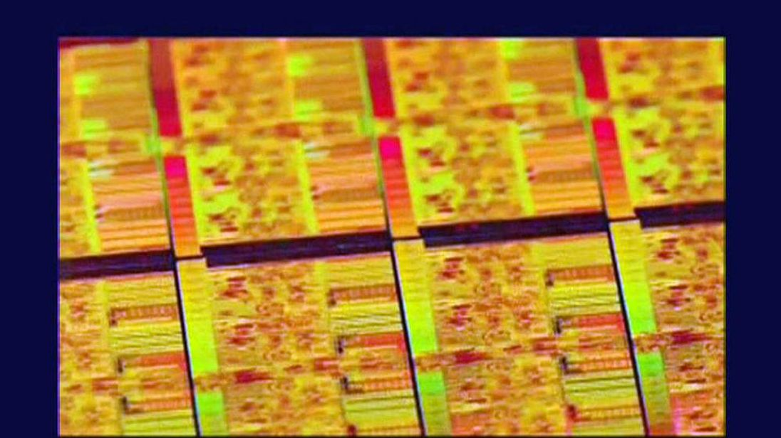 Silicon chip circuitry is now used in many industries