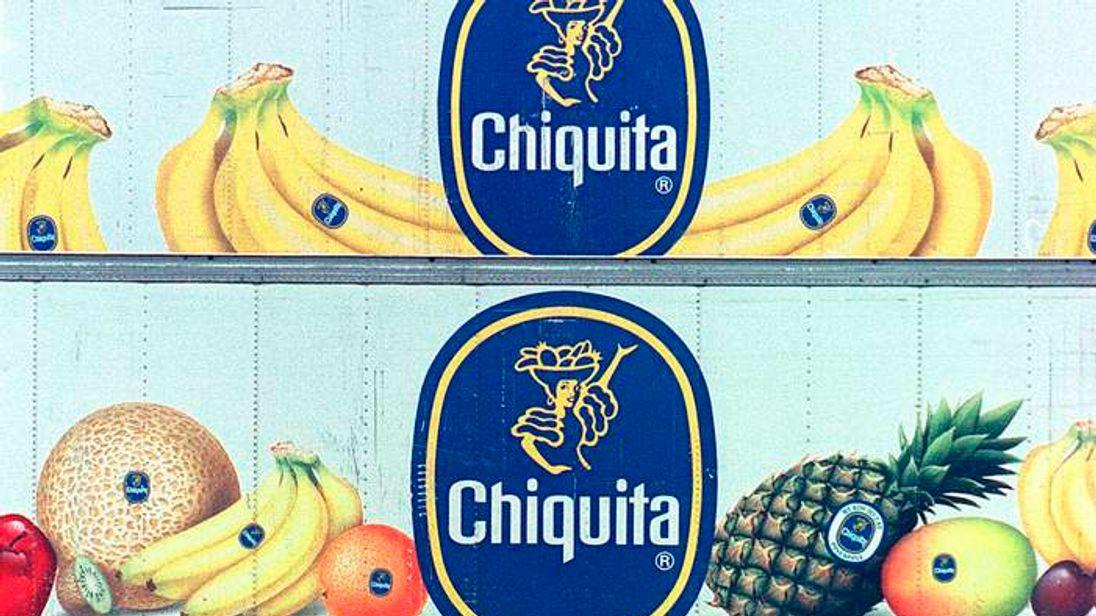 Chiquita logo in Panama