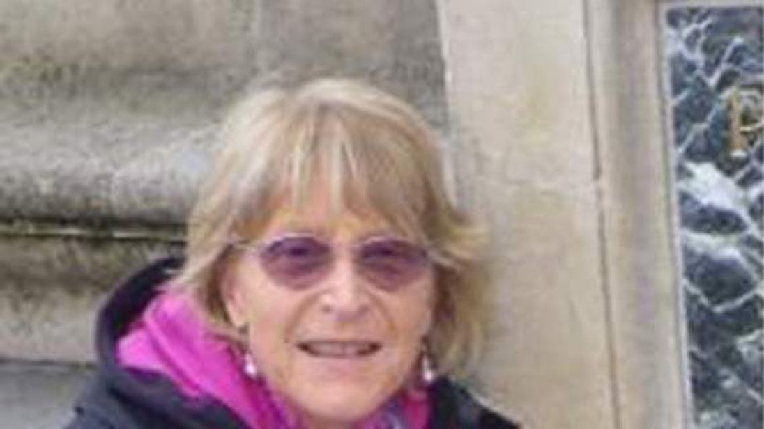 Christine Armstrong, who was killed in a shark attack off the coast of Tathra in Australia. Pic: NSW Police