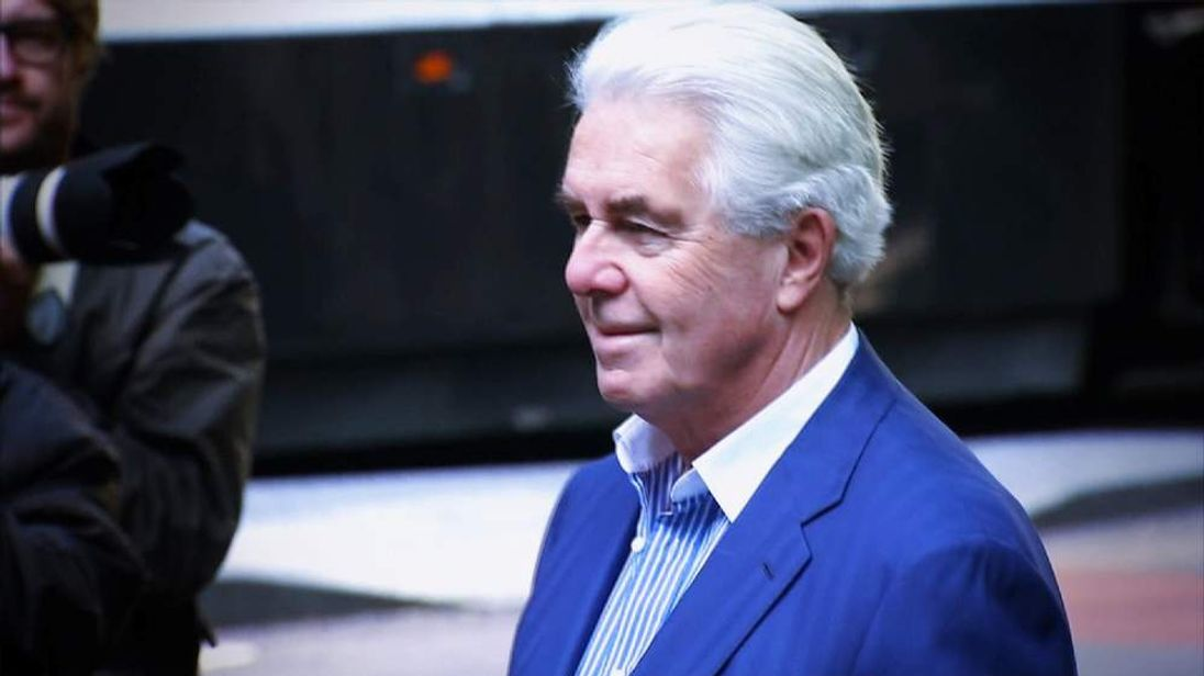 Jailed Max Clifford