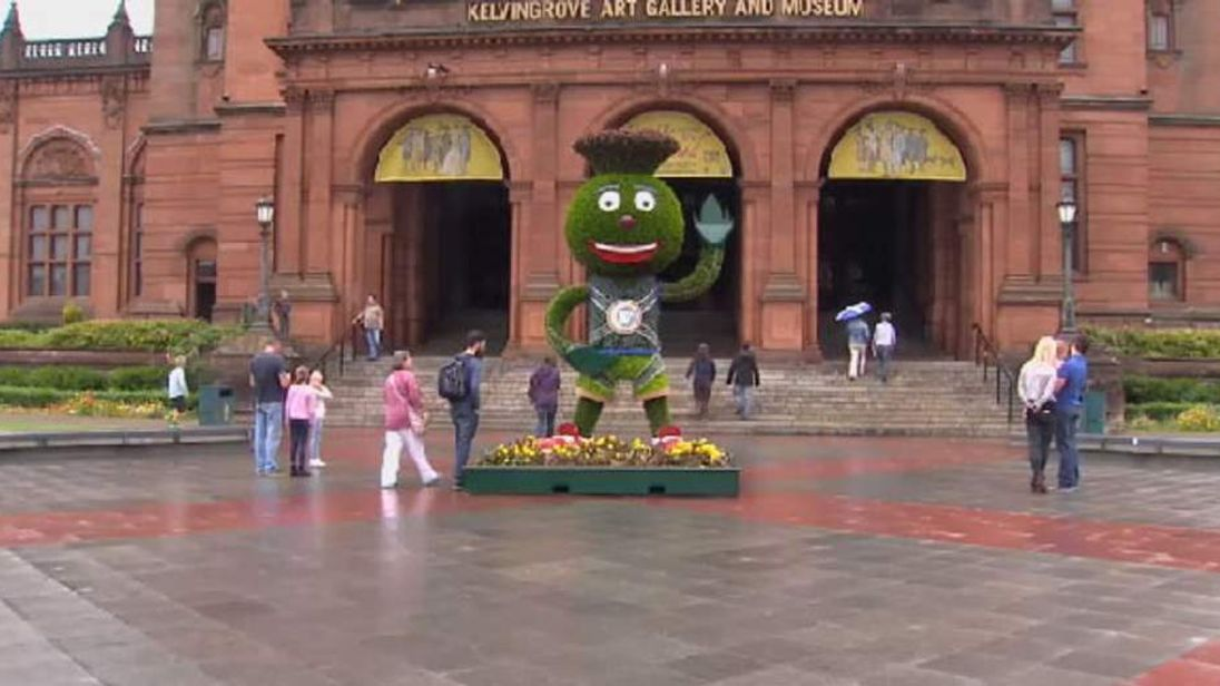 commonwealth games in glasgow