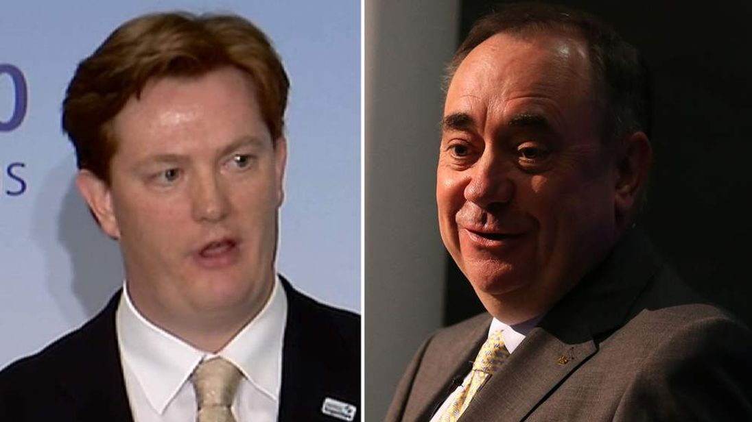 Danny Alexander and Alex Salmond
