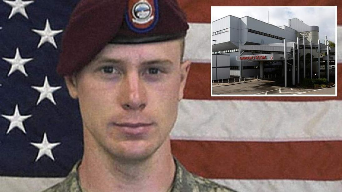 Sergeant Bowe Bergdahl freed by Taliban.