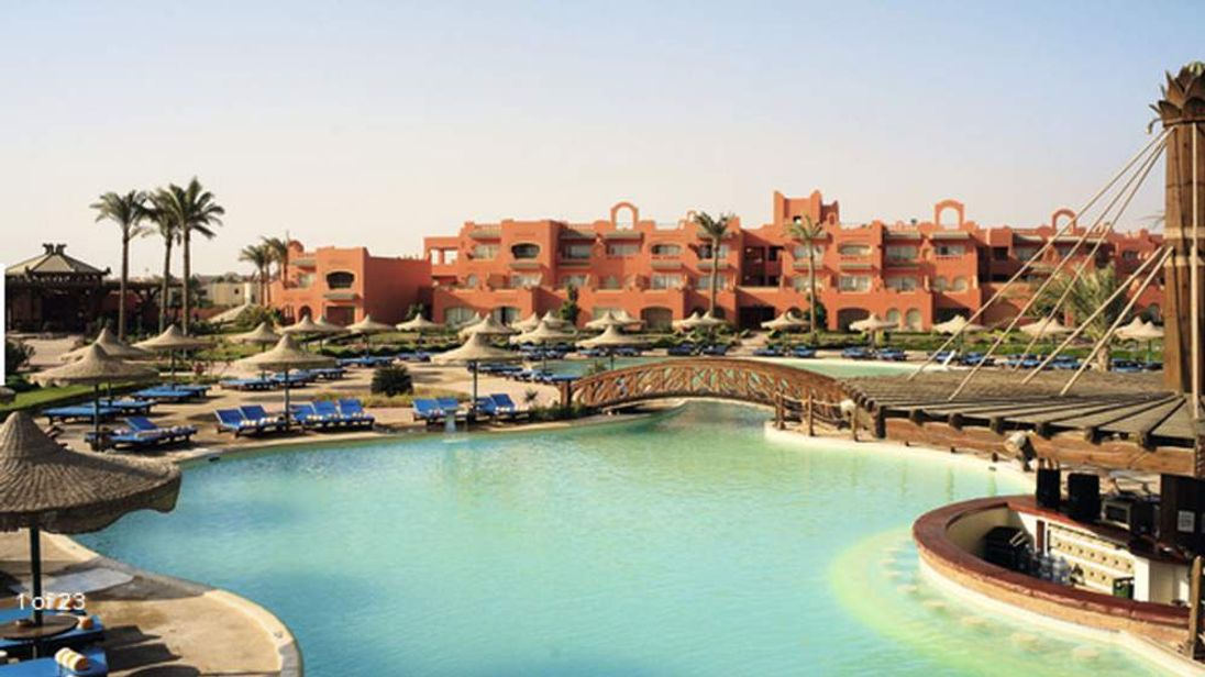 Coral Sea Waterworld Hotel, Sharm el Sheikh, Egypt
