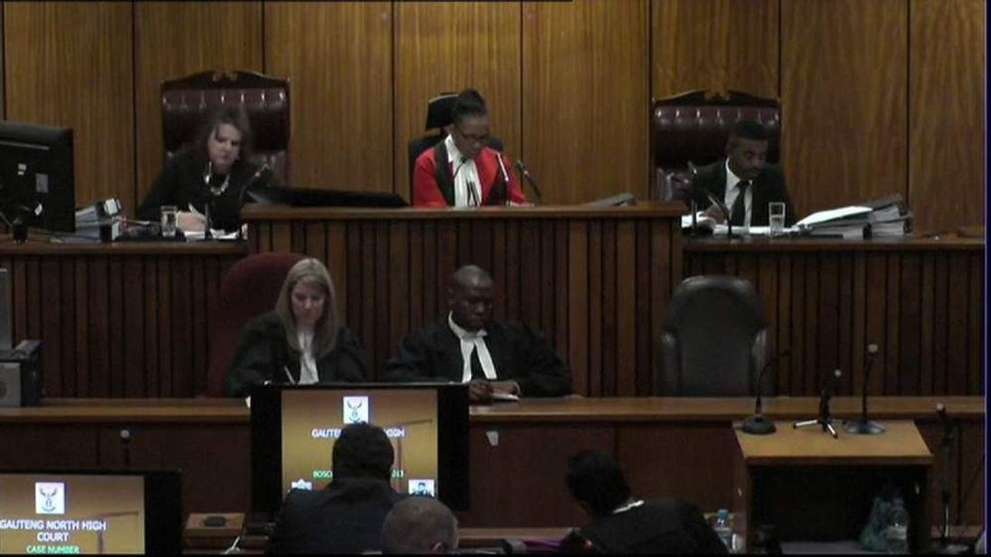 Oscar Pistorius murder trial