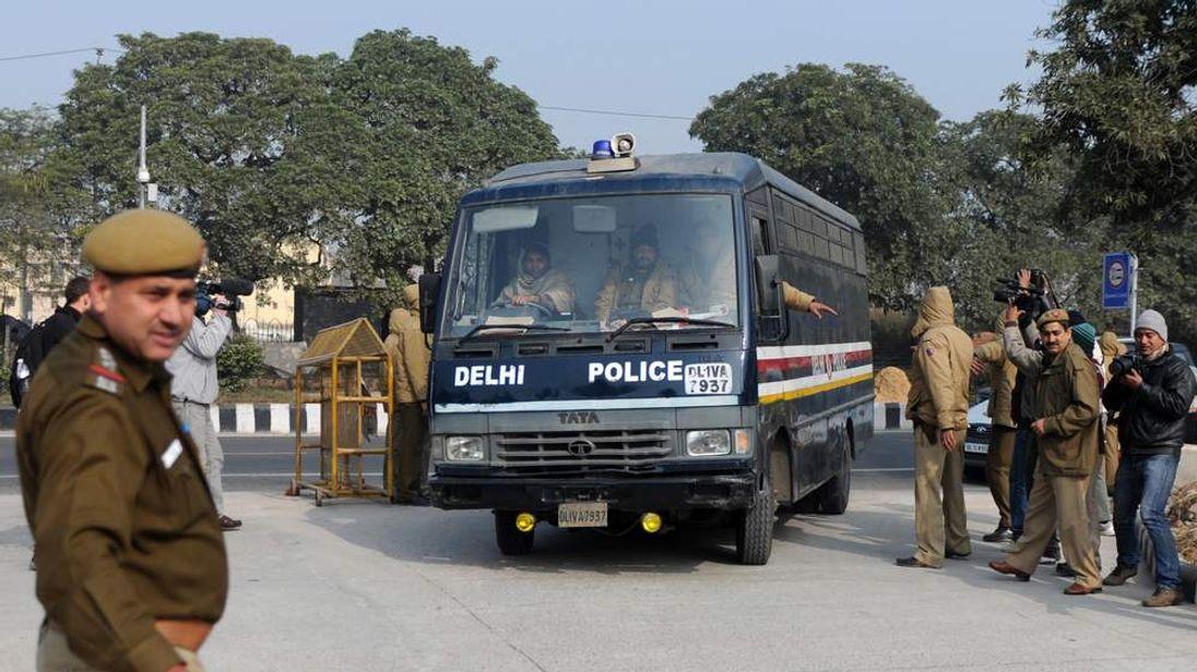 INDIA-RAPE-POLITICS-COURT