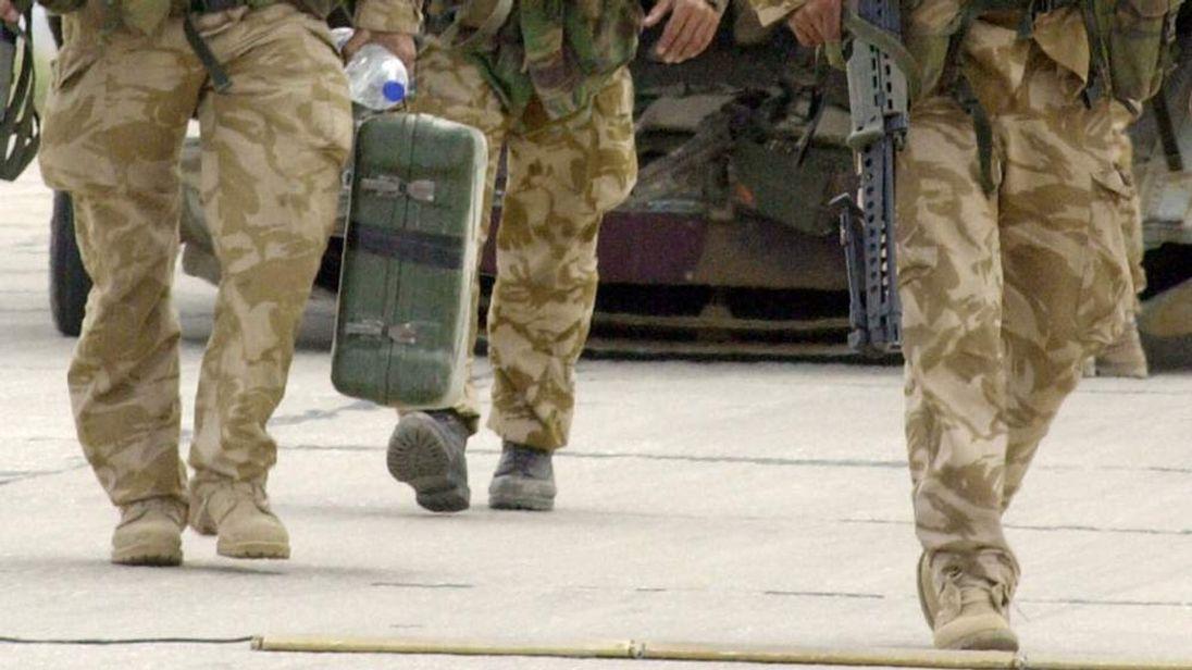 Royal Marines in Afghanistan