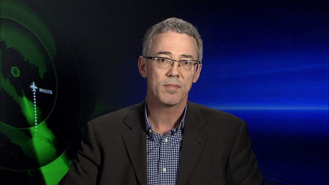 David Mearns of Blue Water Recoveries on wreckage of MH370
