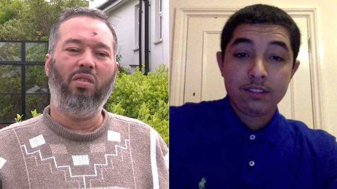 Abubaker Deghayes and Abdullah Deghayes