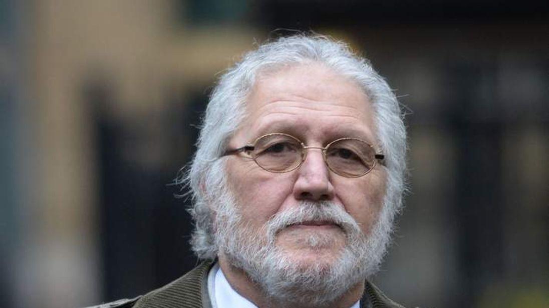 Dave Lee Travis court case
