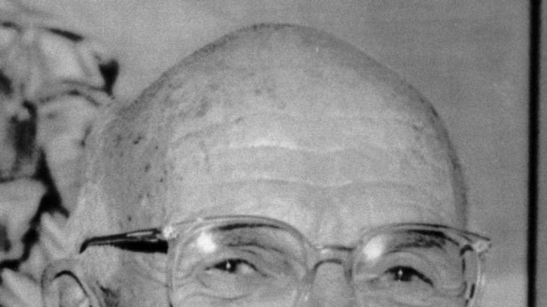 Nobel Prize winner Dr Joseph Murray smiling