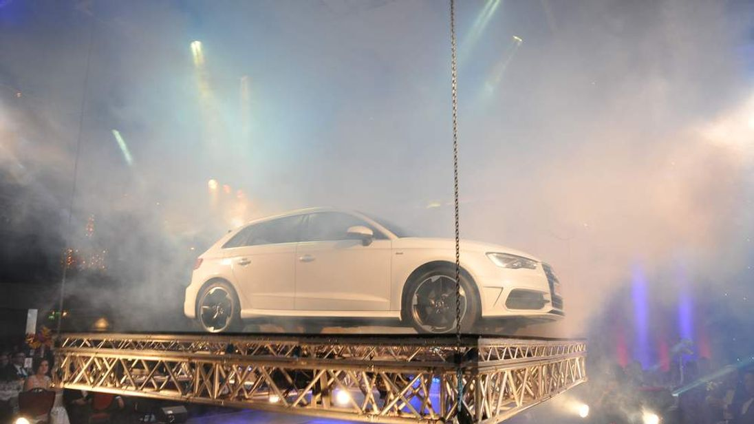What Car? Car of the Year Audi A3 Sportback