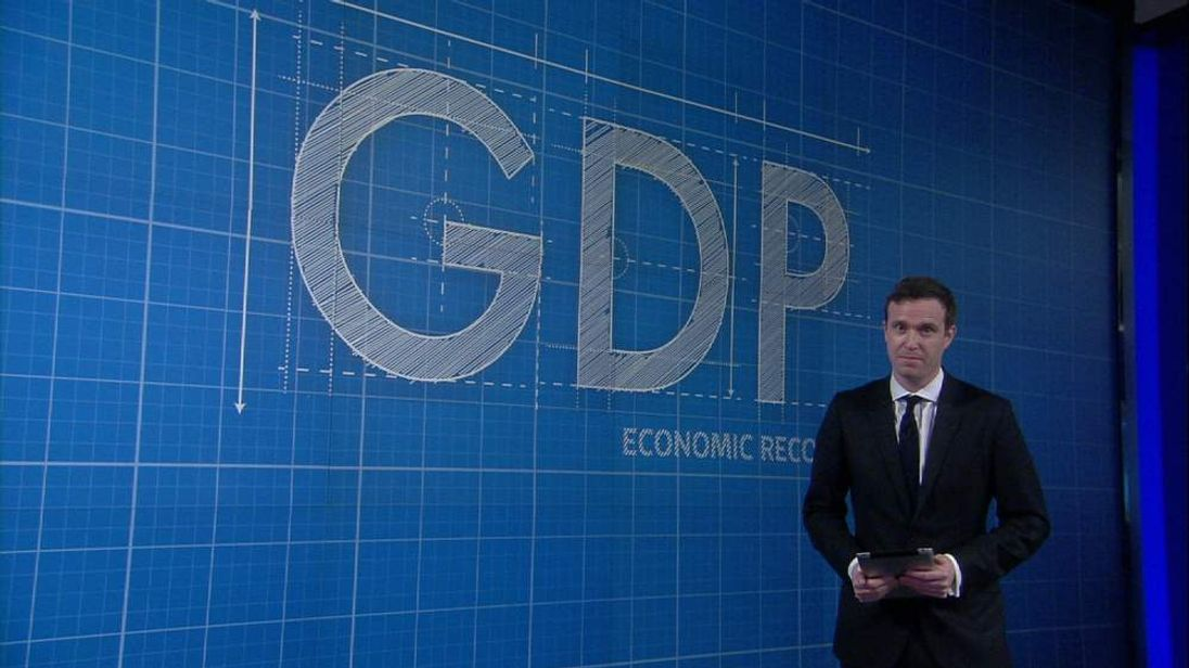 Sky's Economic Correspondent Ed Conway on GDP predictions