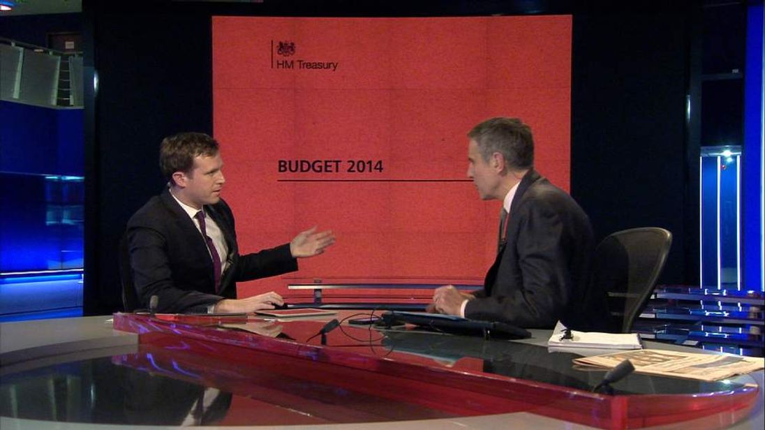 Sky's Economics Editor Ed Conway gives his response to the Budget