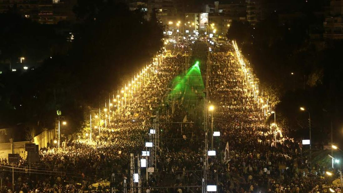 EGYPT Protests 3
