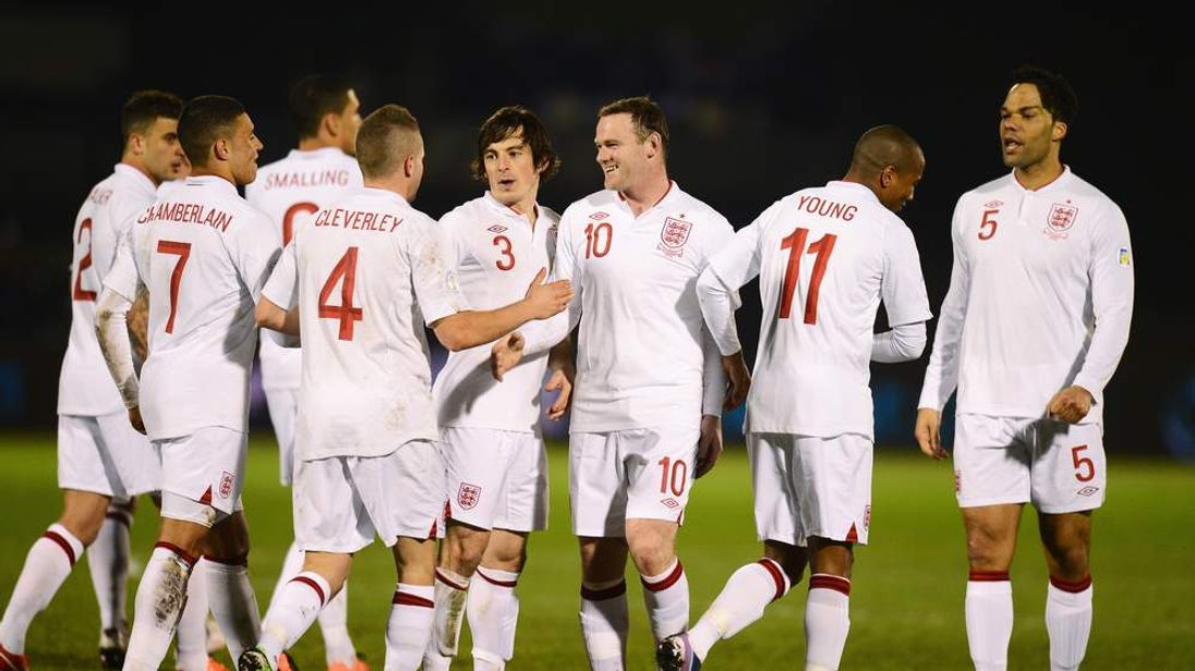 San Marino v England - FIFA 2014 World Cup Qualifier