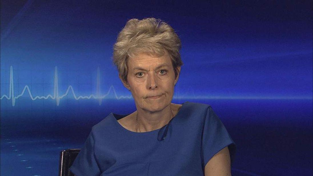 Tory MP Anne McIntosh