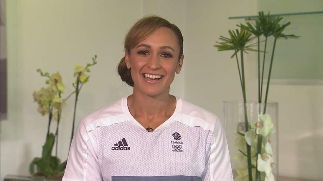 Jessica Ennis interview on Sky News