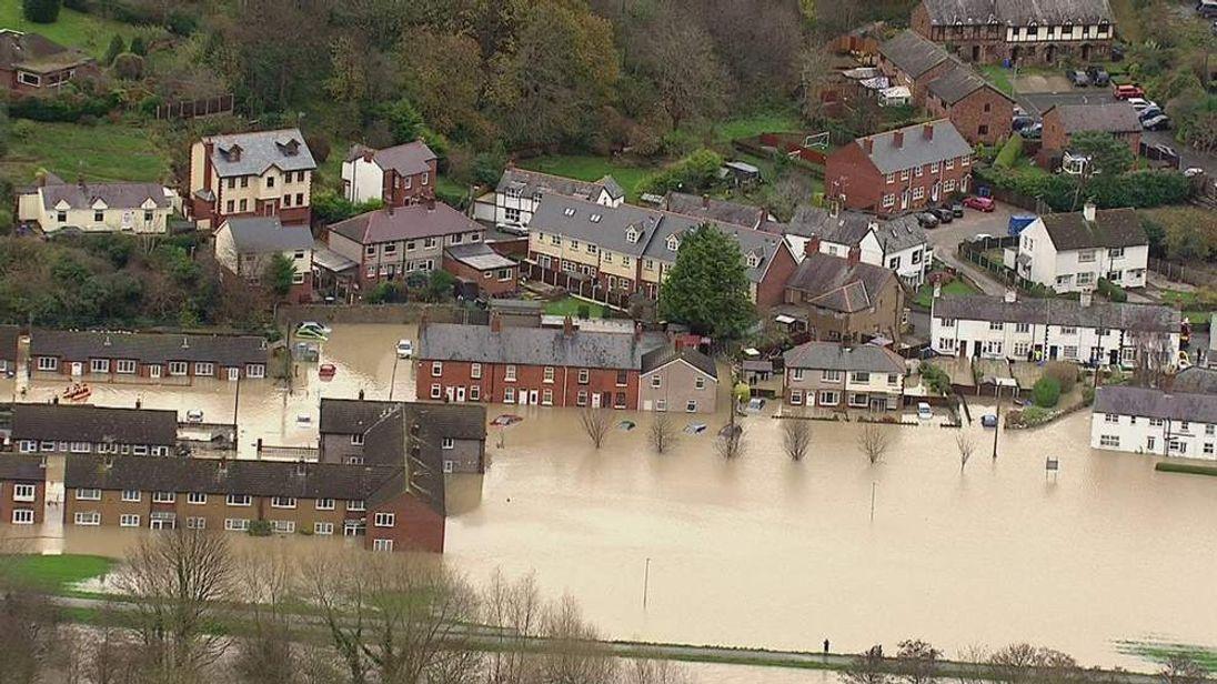 Wales Floods
