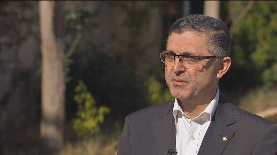 Ali Halder, Syrian Minister for Reconciliation