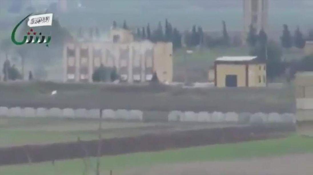 Taftanaz airbase