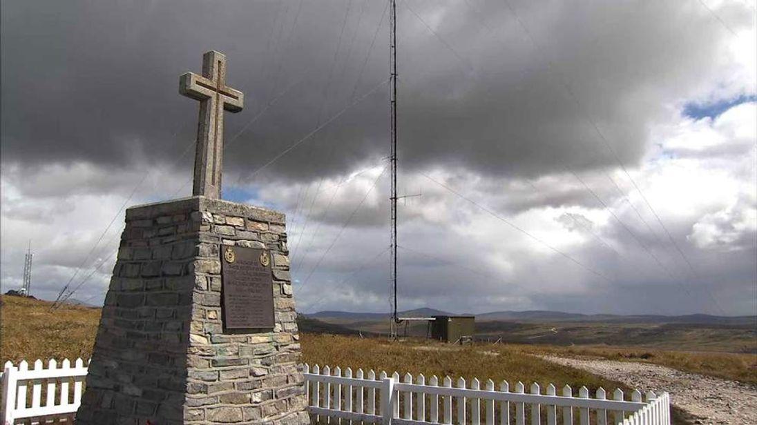 Falkland Islands Falklands Prepare To Vote In Referendum