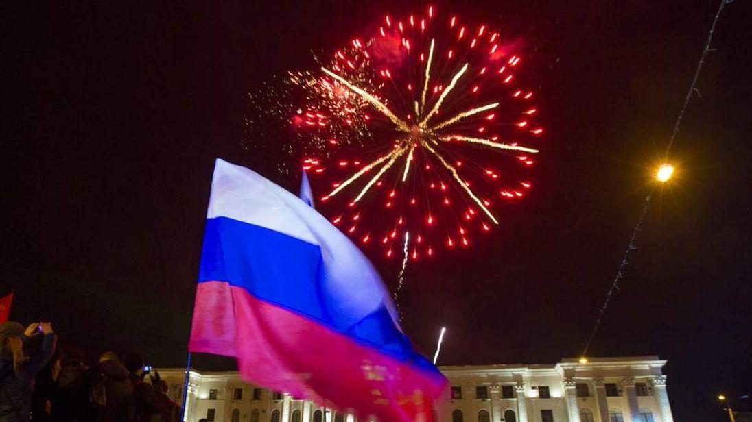 Crimea celebrations