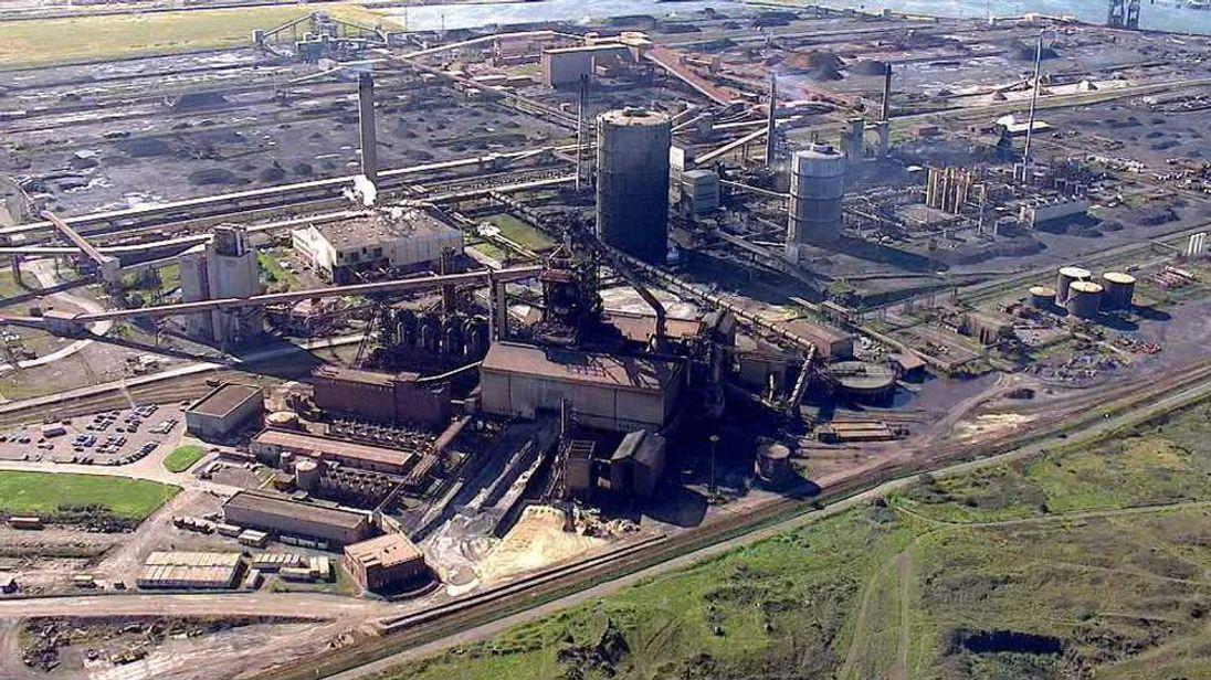 Former SSI Steelworks Redcar