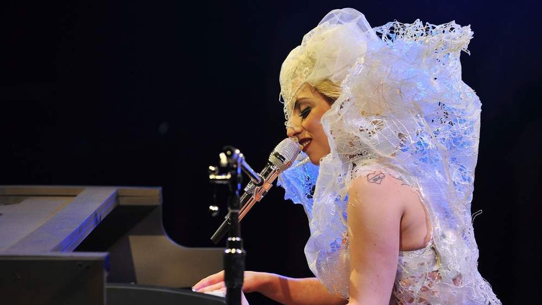 Lady Gaga admitted the song's title could provoke controversy
