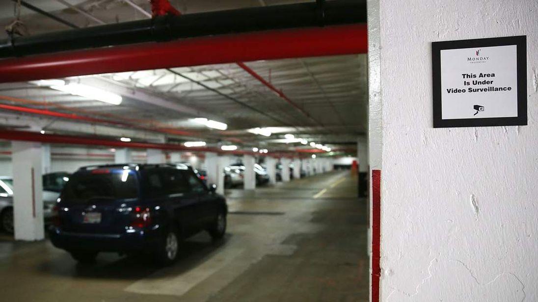 Watergate Garage