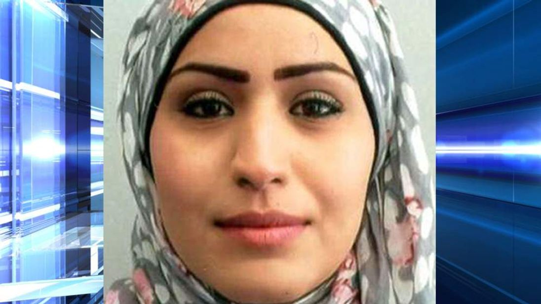 Rania Alayed was reported missing.