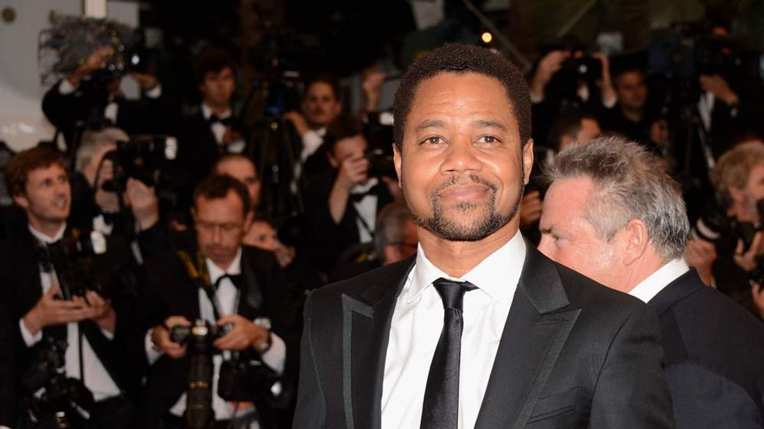 "Actor Cuba Gooding Jnr attends the ""Cosmopolis"" premiere at Cannes"