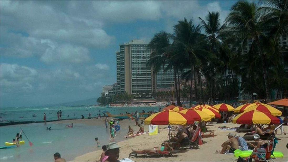 Hawaii Braces For Hurricanes