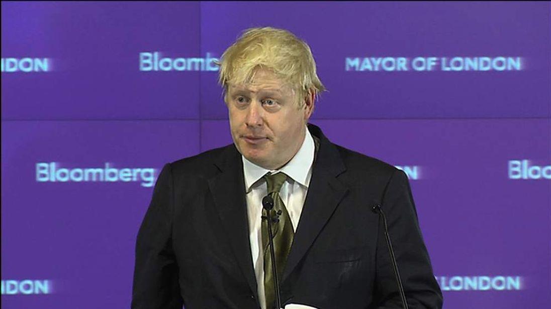 Boris Johnson has confirmed he plans to run for parliament