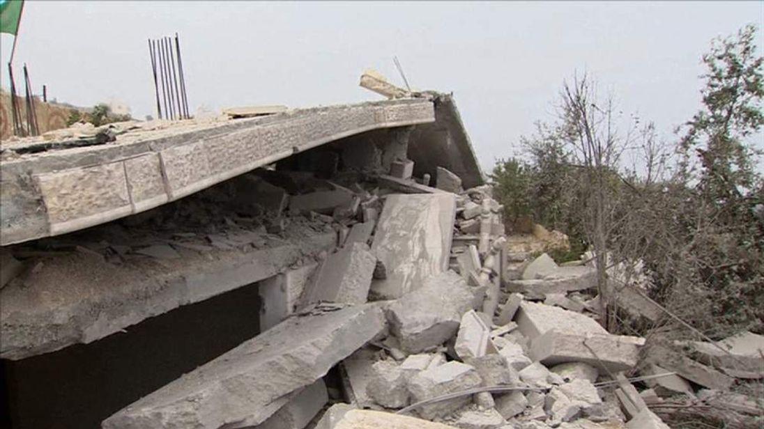 Israeli teen murder suspects home demolitions