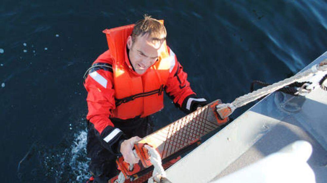 CPO Terrell Horne - from Coast Guard press release