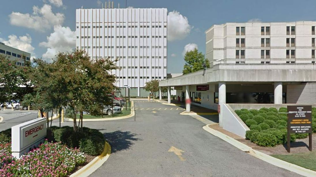 Princeton Baptist Medical Center in Birmingham, Alabama