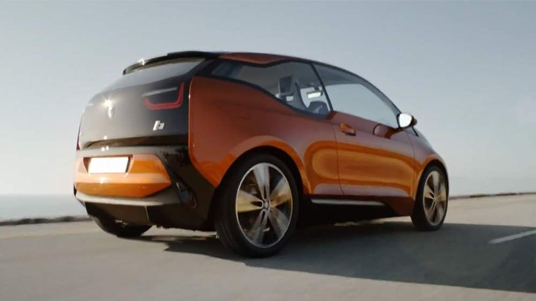 Bmw Takes Stake In British Electric Car Firm