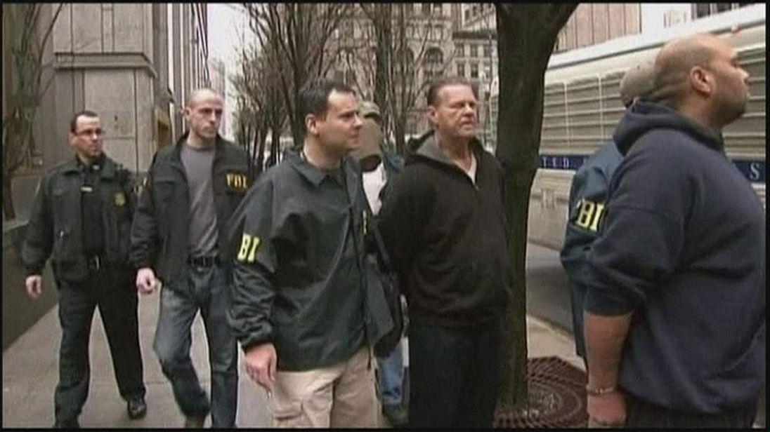 New York Mobster arrests