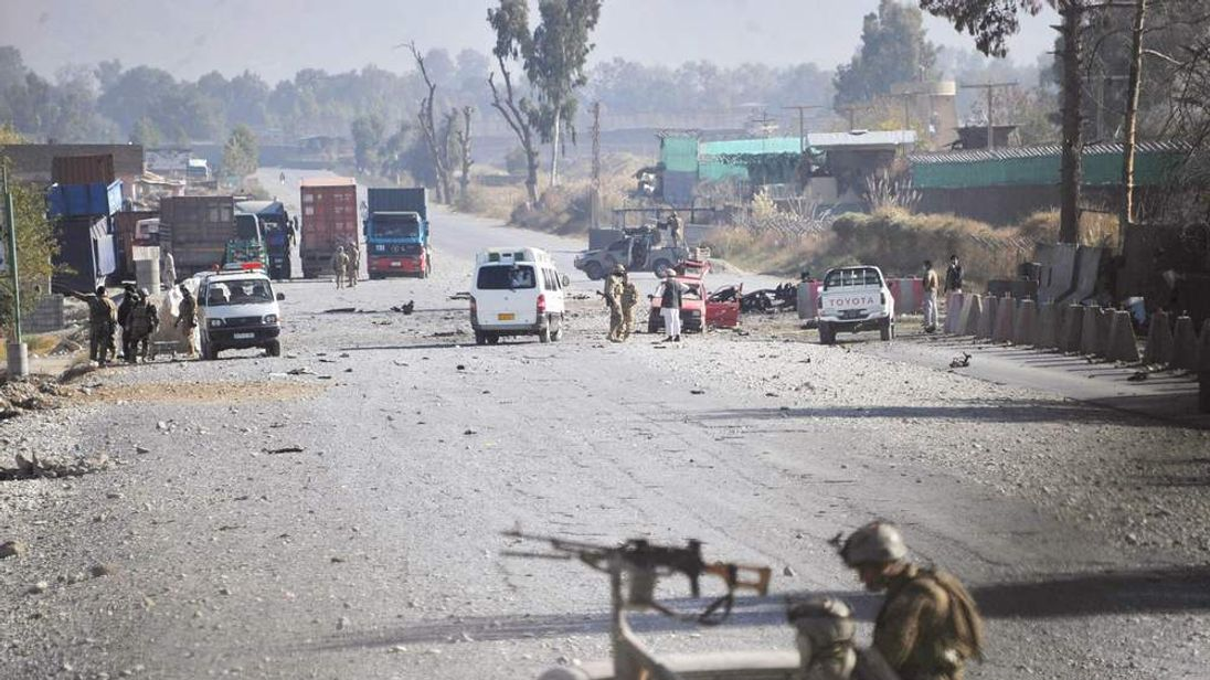 AFGHANISTAN Attack 1