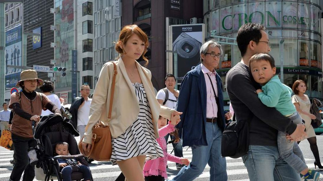 JAPAN-ECONOMY-UNEMPLOYMENT-SPENDING
