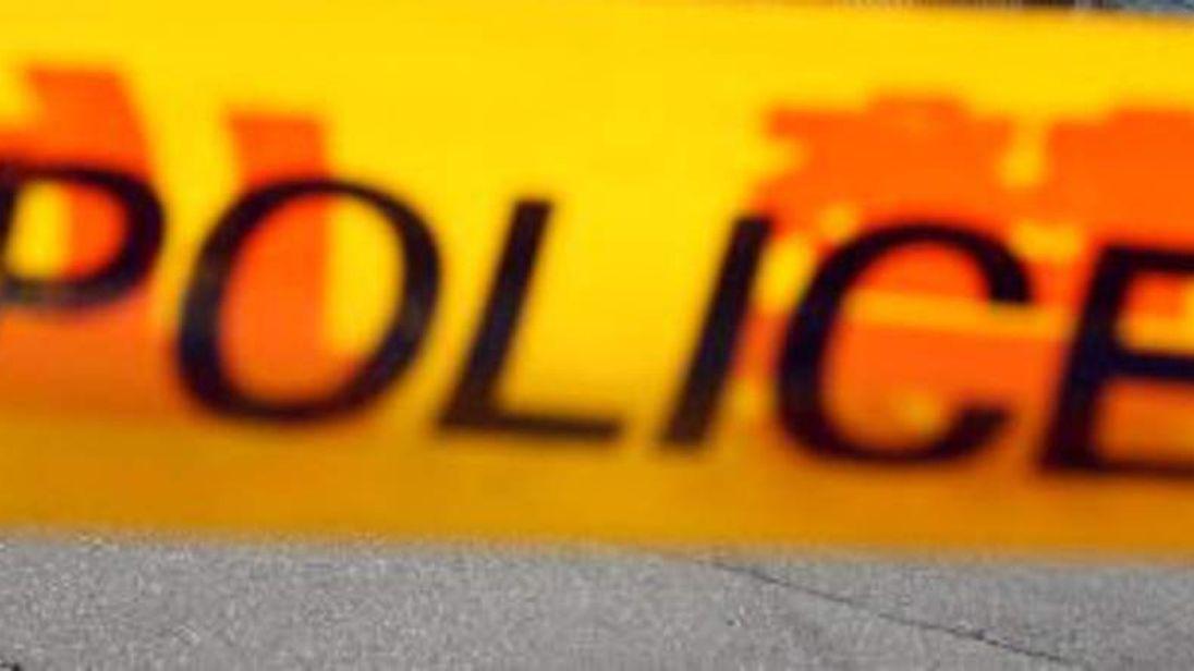 Japan police tape generic