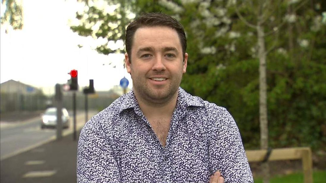 Comedian Jason Manford talks about Stephen Sutton
