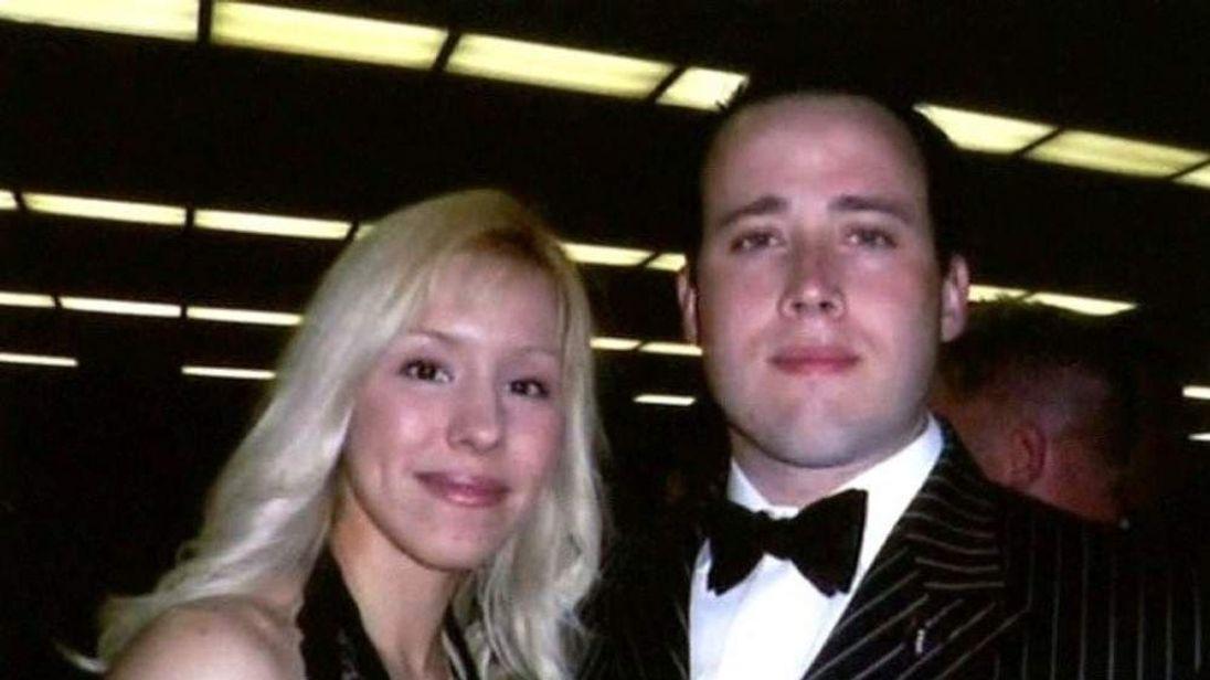 Jodi Arias with Travis Alexander Prosecution evidence photo