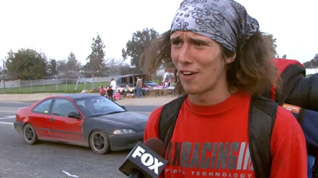 Kai McGillvray on Fox/KMPH-TV