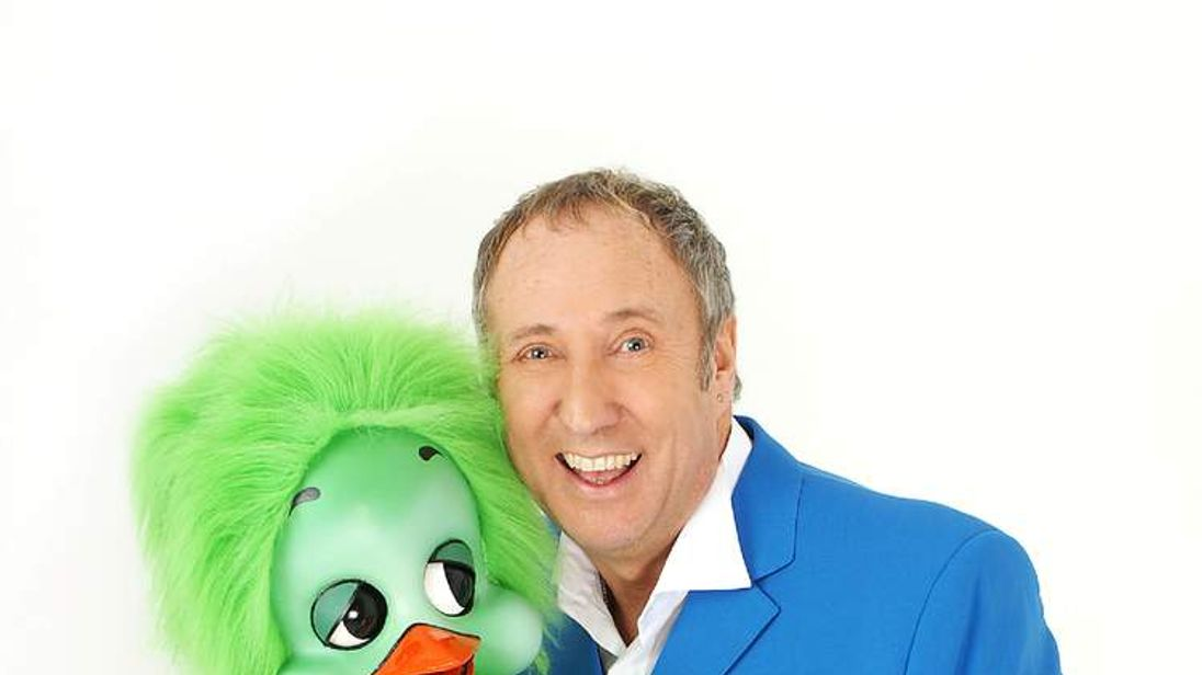 Keith Harris And Orville. Pic: Robert C Kelly