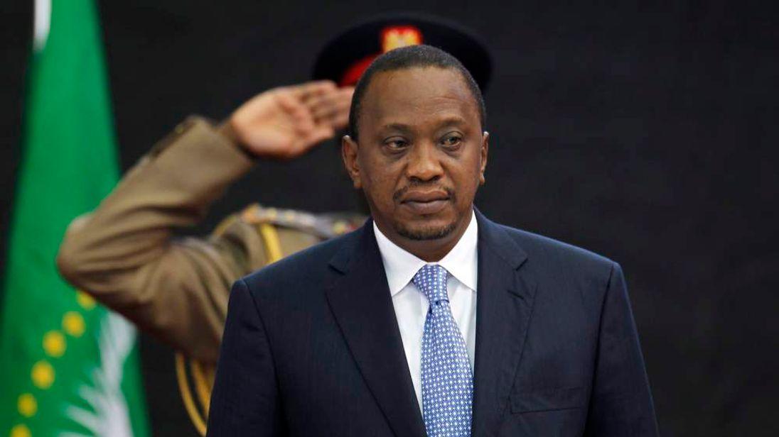 Kenya's President Kenyatta to appear before ICC