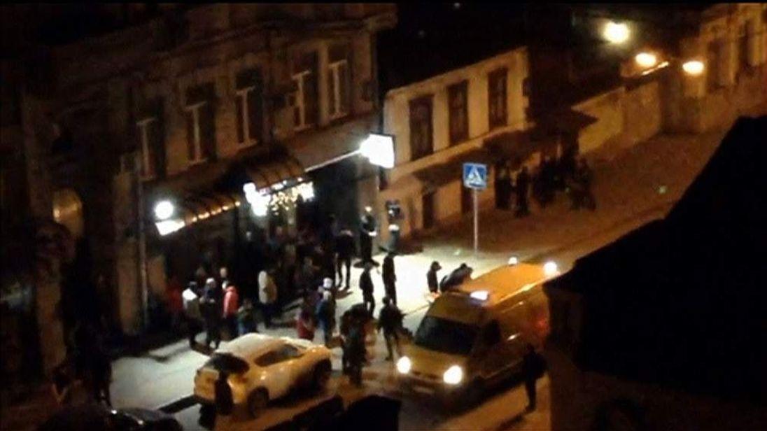 Ukraine violence