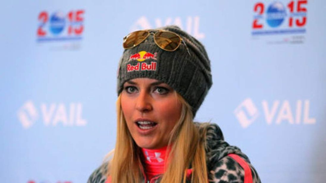 Injury Rules Vonn Out Of Sochi Olympics