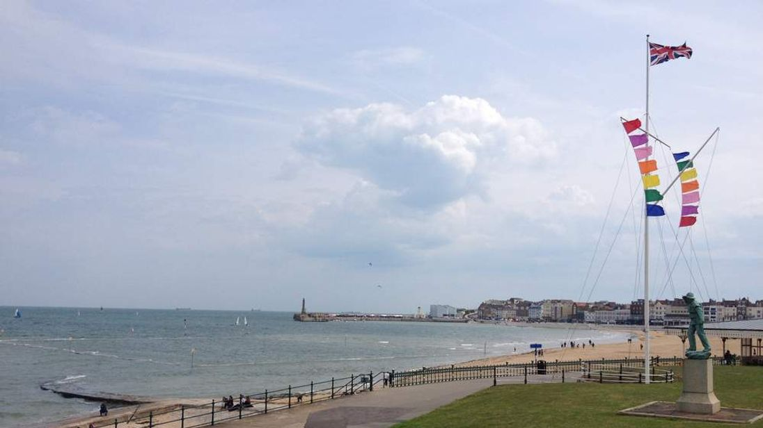 Tom Parmenter pics of Margate